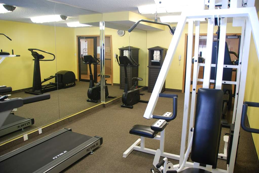 Best Western Baraboo Inn - Fitness Center