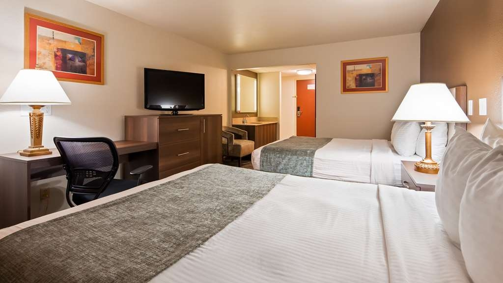 Best Western West Towne Suites - Chambres / Logements
