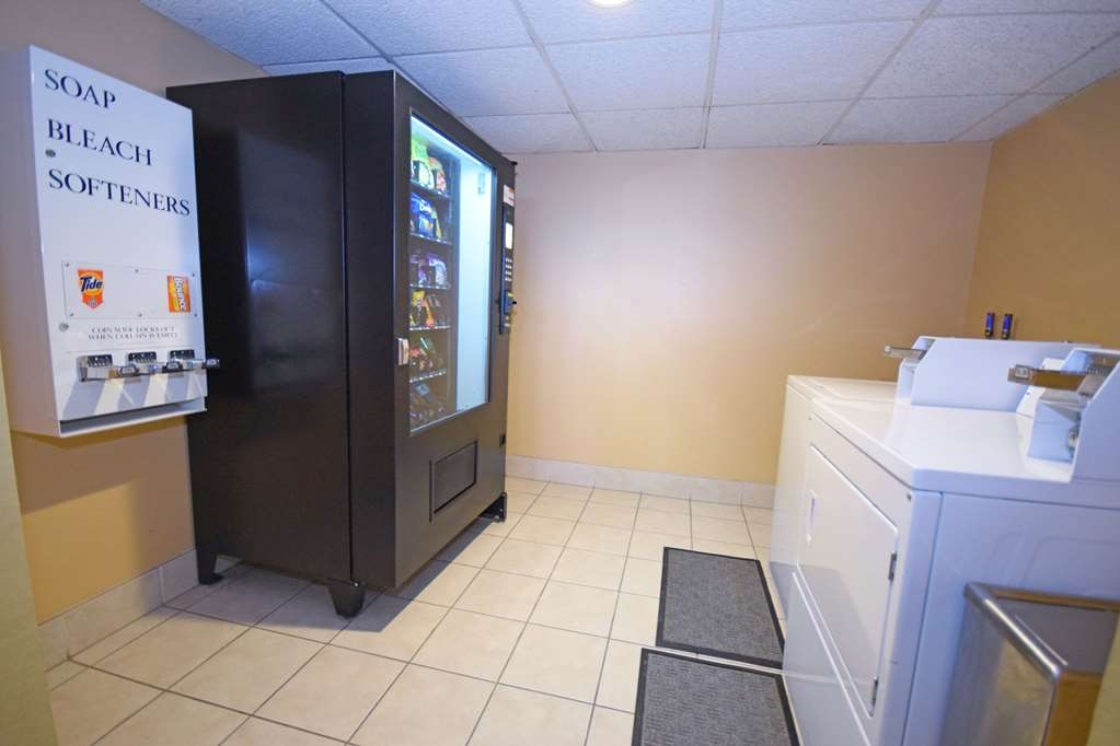 Best Western Resort Hotel & Conference Center - Our coin operated, on-site laundry facilities are open 24 Hours. Please see the front desk for change.