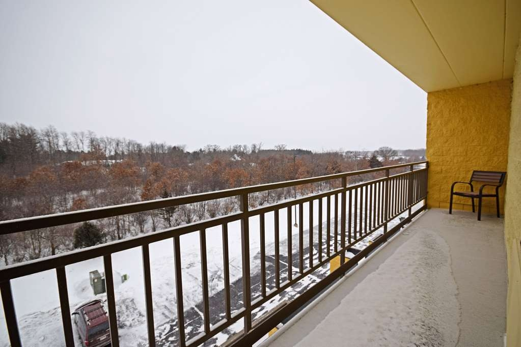 Best Western Resort Hotel & Conference Center - Enjoy serene nature views from our King Balcony Suites.