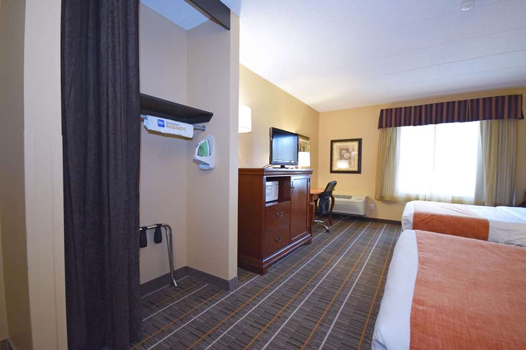 Best Western Resort Hotel & Conference Center - Our new remodeled rooms offer a variety of amenities to make your stay with us as convenient and comfortable as possible.