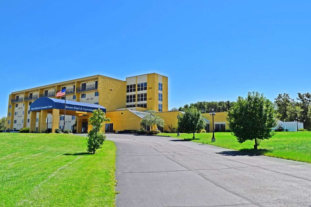 Best Western Resort Hotel & Conference Center - Vista Exterior