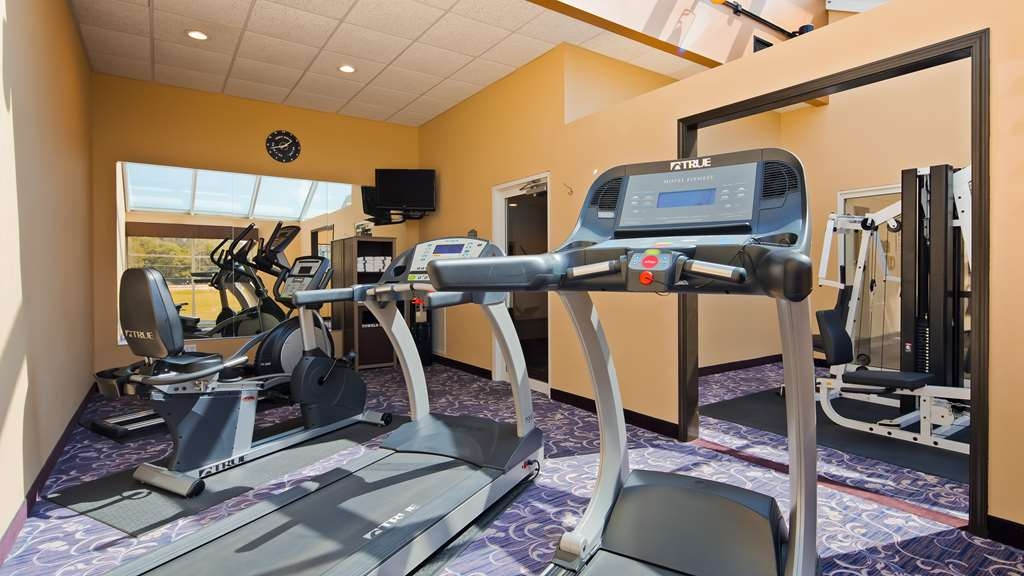 Best Western Resort Hotel & Conference Center - No need to take a break from your fitness routine during your stay.