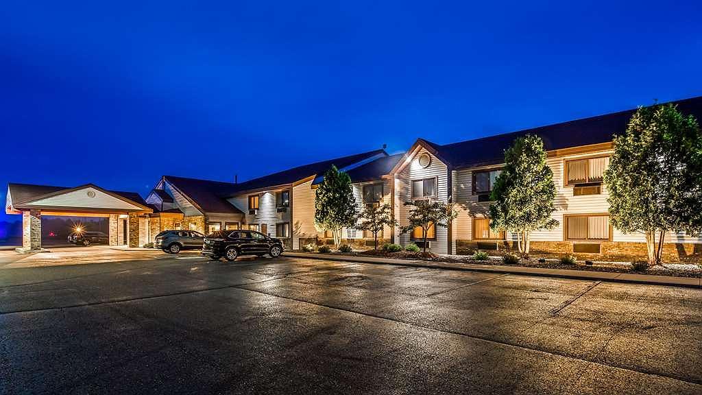 Best Western Derby Inn - Vista exterior