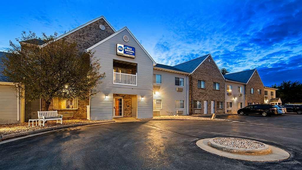 Best Western Dodgeville Inn & Suites - Vista exterior