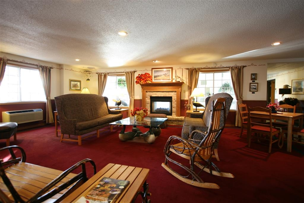 Best Western Dodgeville Inn & Suites - Hall dell'hotel