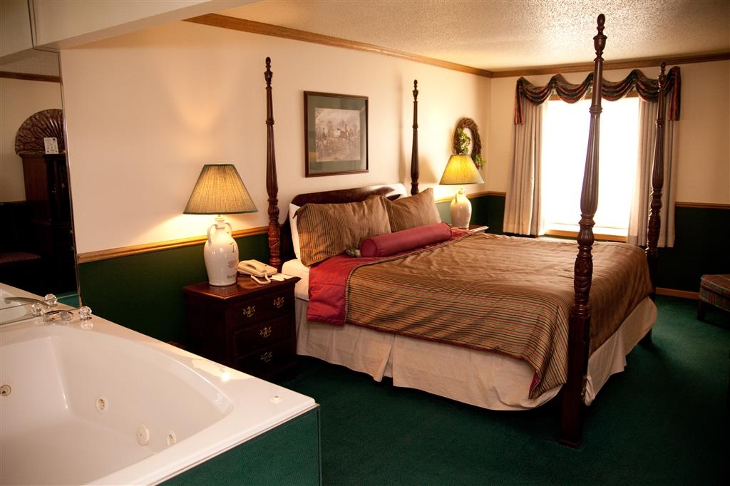 Best Western Dodgeville Inn & Suites - Huntsman House
