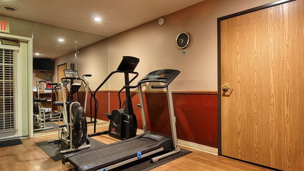 Best Western Dodgeville Inn & Suites - Fitness Center
