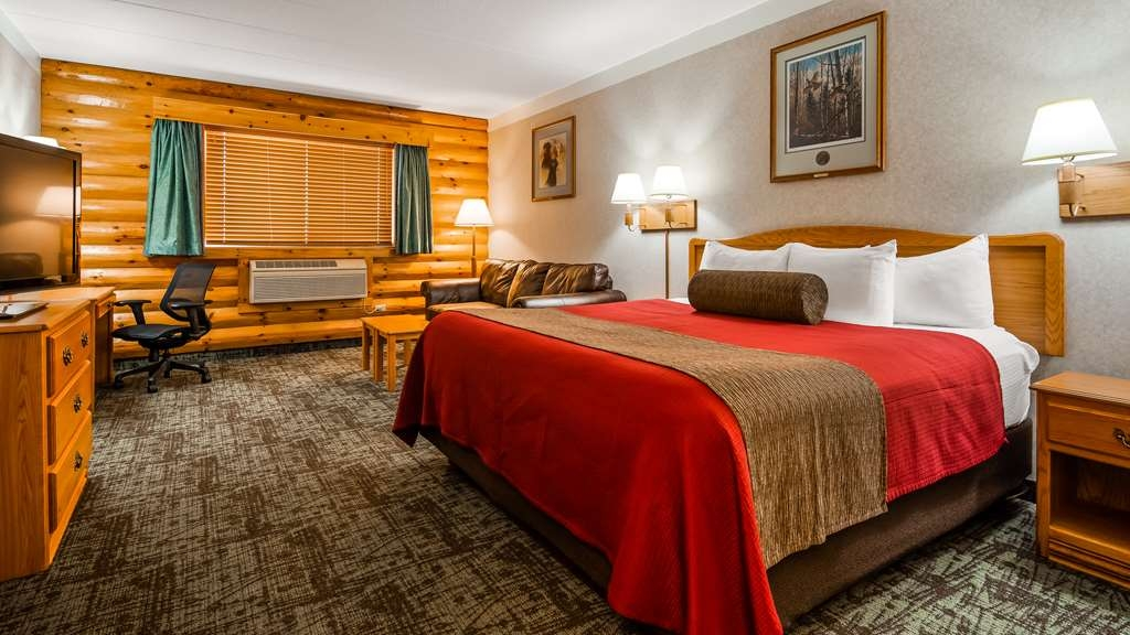 Best Western Northwoods Lodge - Guest room