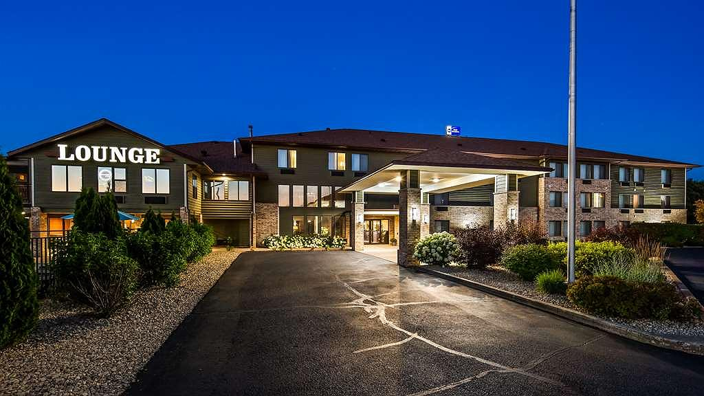 Best Western Park Oasis Inn - Aussenansicht