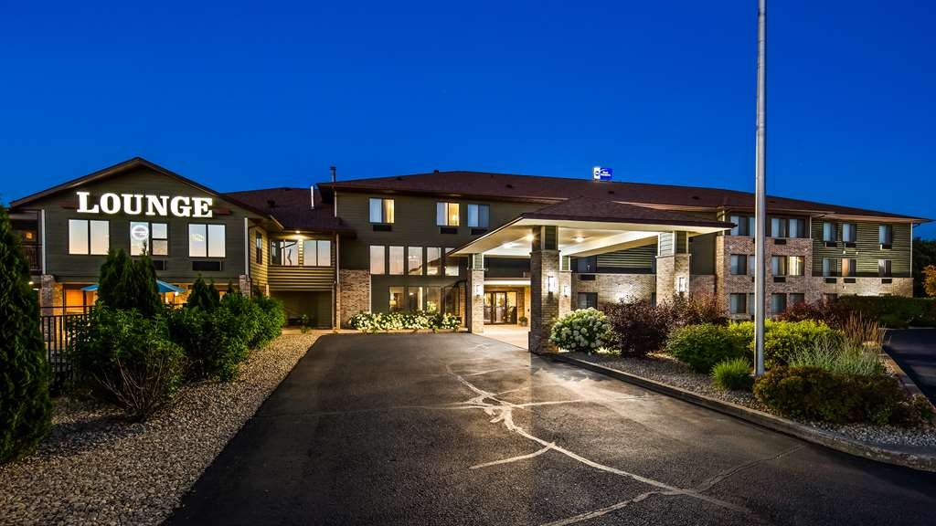 Best Western Park Oasis Inn - Exterior