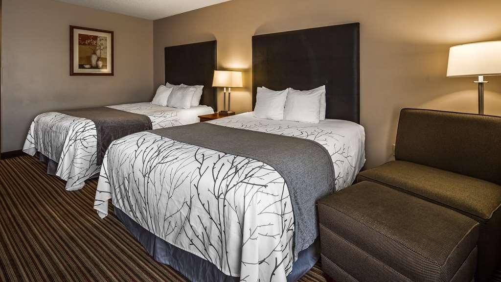 Best Western Park Oasis Inn - Guest Room
