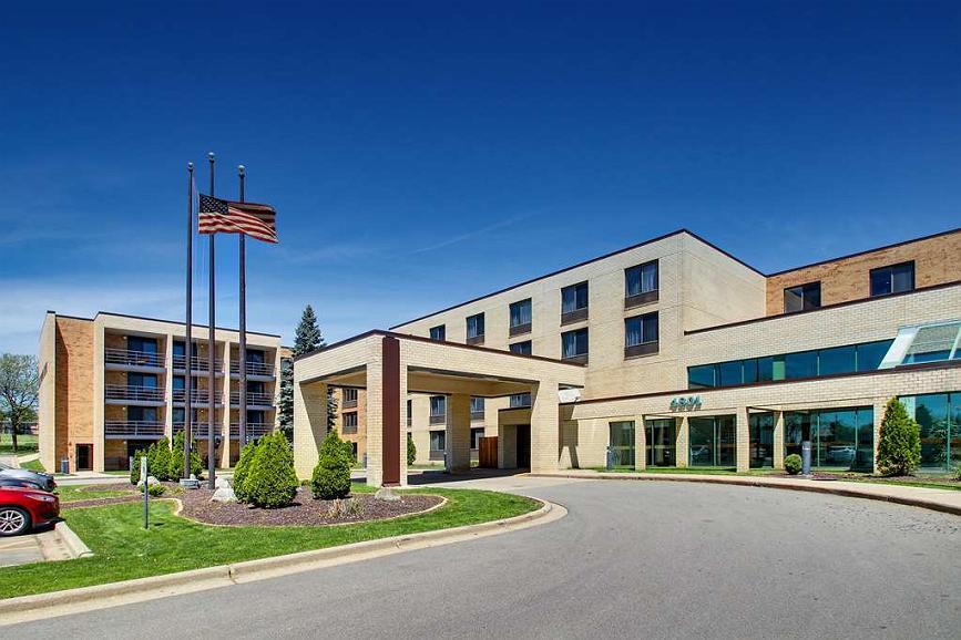 Best Western East Towne Suites - Area esterna