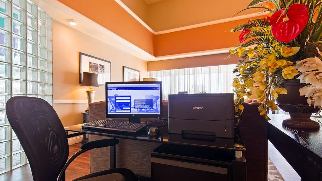 Best Western East Towne Suites - Stay productive during your time away from home in our business center.