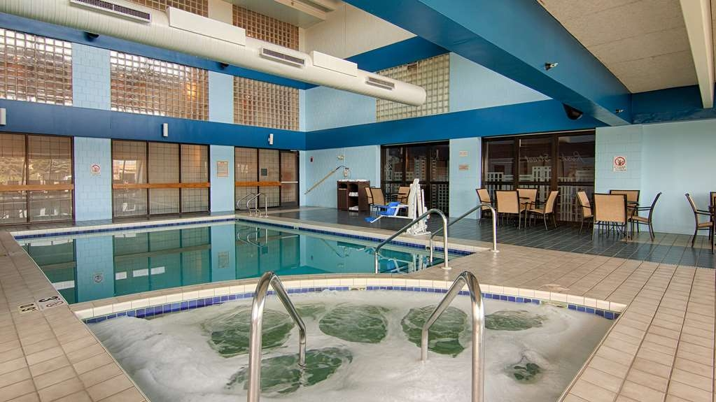 Best Western Executive Inn - chaud baignoire