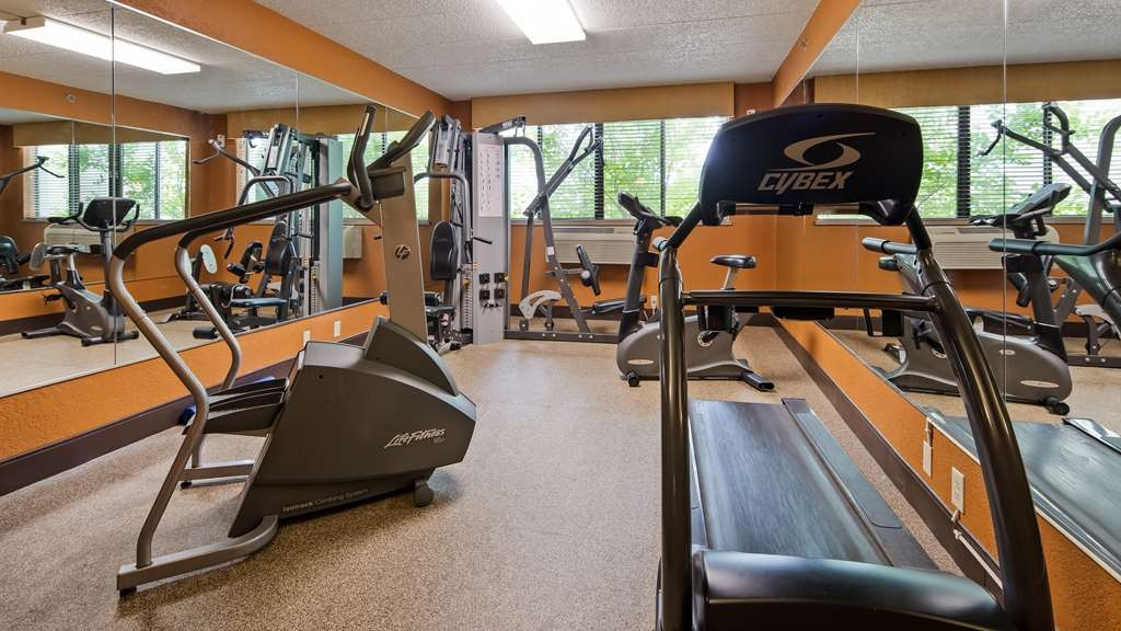 Best Western Executive Inn - No need to take a break from your fitness routine when you stay with us.