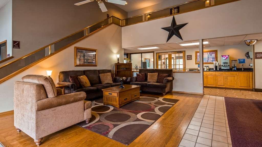 Best Western Spooner Riverplace - Lobby