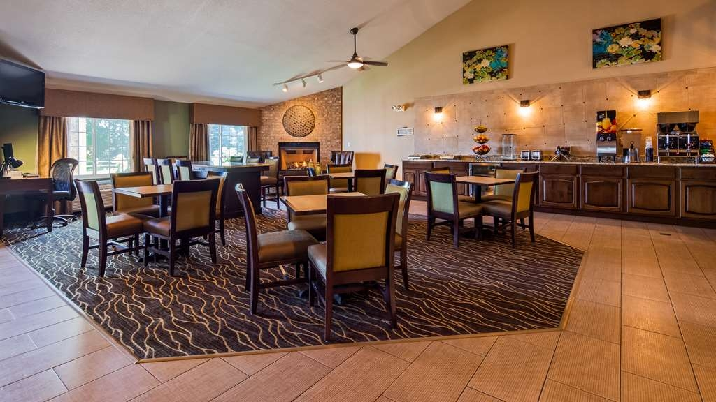 Best Western Stanton Inn - Restaurant / Etablissement gastronomique
