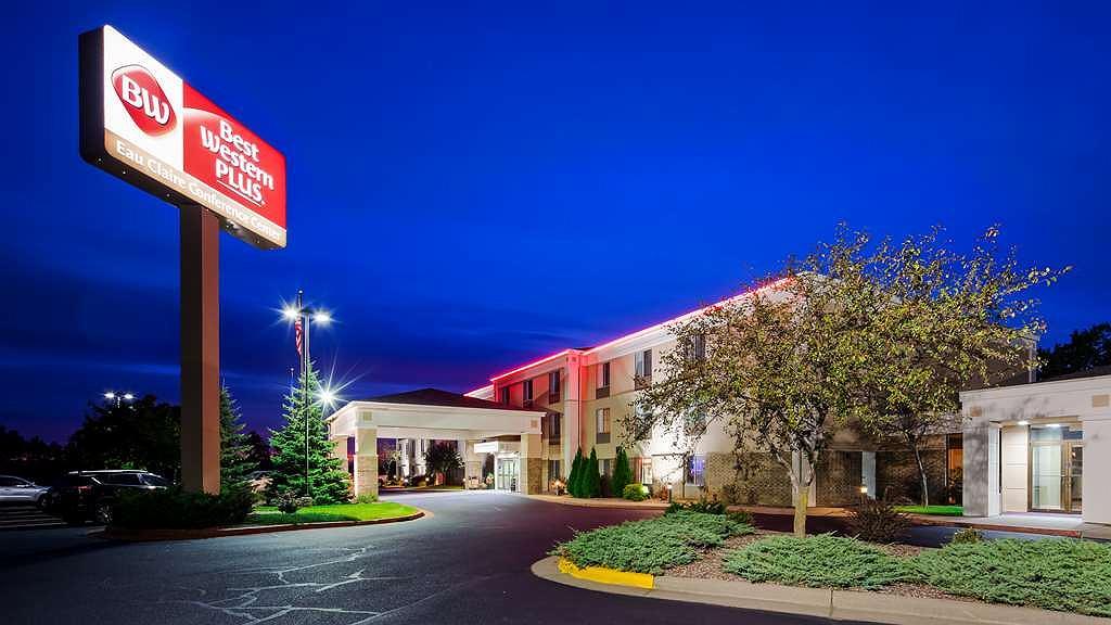 Best Western Plus Eau Claire Conference Center - Welcome to the Best Western Plus Eau Claire Conference Center!
