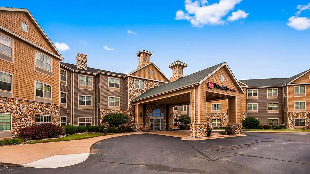 Best Western Premier Bridgewood Resort Hotel - Aussenansicht