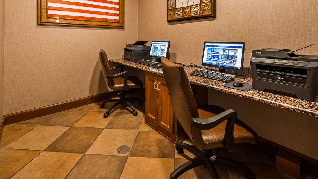 Best Western Premier Bridgewood Resort Hotel - centro de negocios-característica