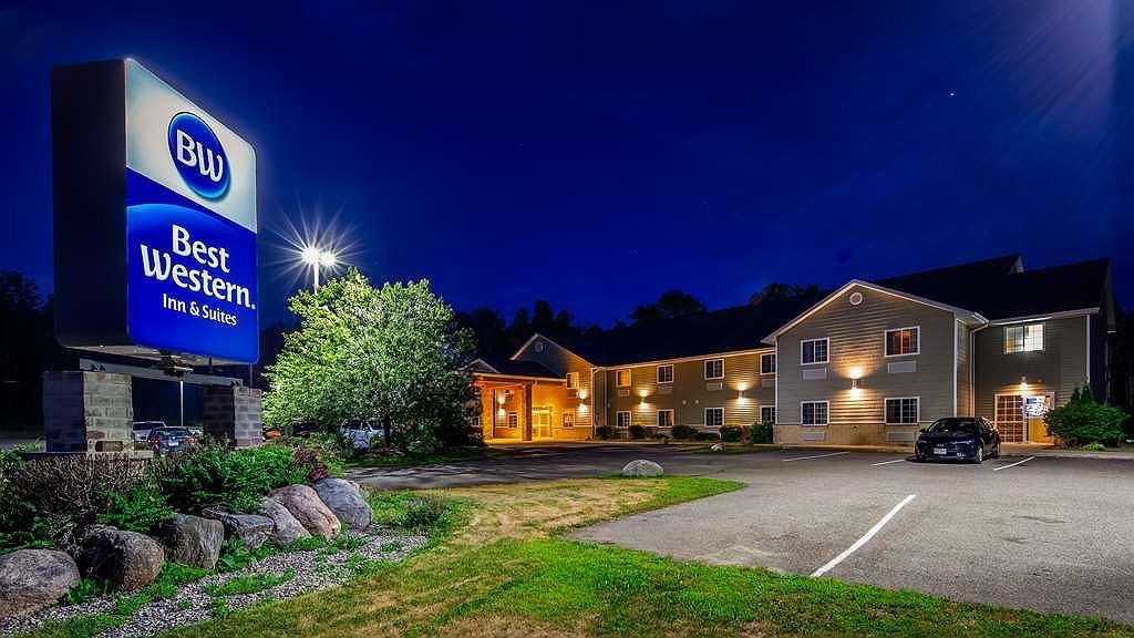 Best Western Crandon Inn & Suites - Vista exterior