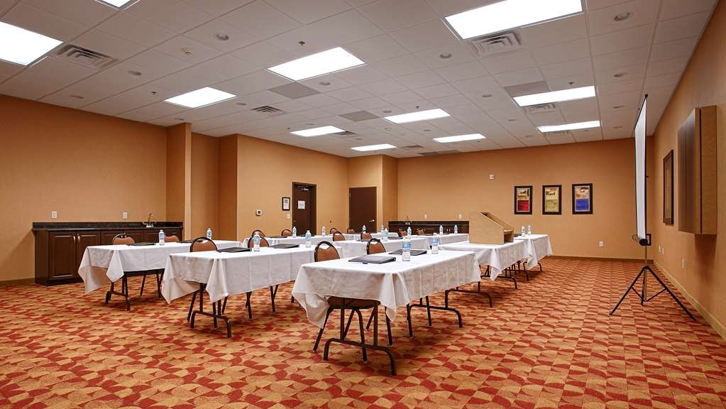 Best Western Crandon Inn & Suites - Give us a call to check rates and book one of our meeting rooms.