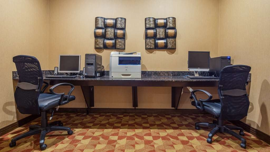 Best Western Crandon Inn & Suites - affari-centro