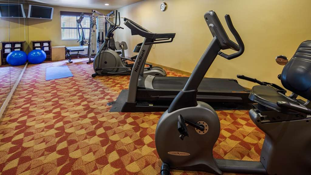 Best Western Crandon Inn & Suites - Fitnessstudio