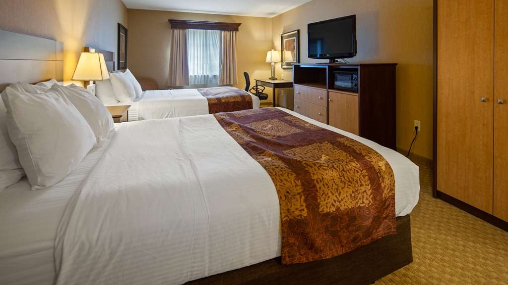 Best Western Crandon Inn & Suites - Guest room