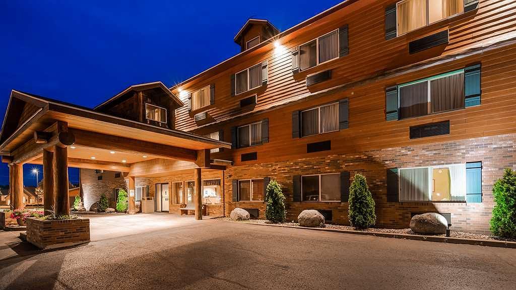 Best Western Plus Concord Inn - Vista exterior