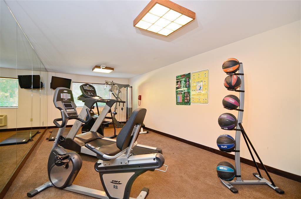 Best Western Wittenberg Inn - Fitnessstudio