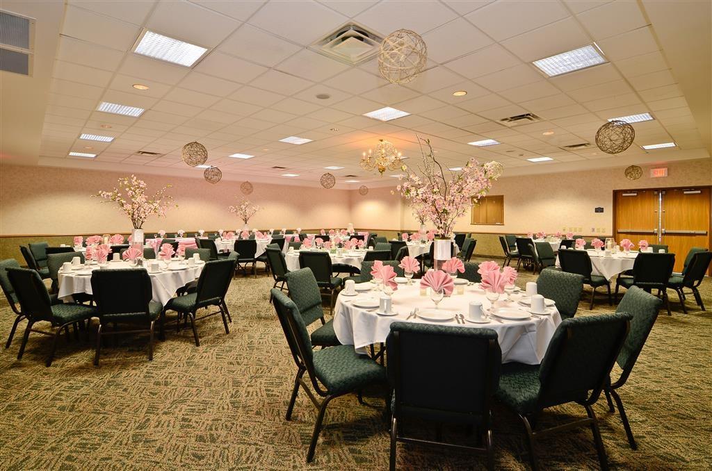 Best Western Wittenberg Inn - Sala para reuniones y banquetes
