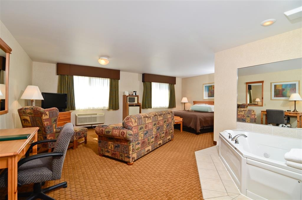 Best Western Wittenberg Inn - Gästezimmer