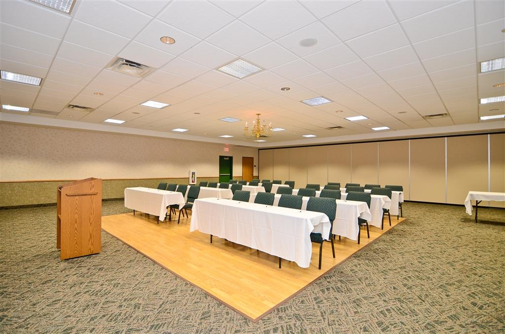 Best Western Wittenberg Inn - Sala de reuniones