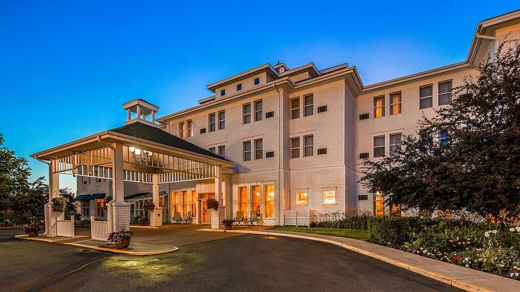 Best Western The Hotel Chequamegon - Aussenansicht