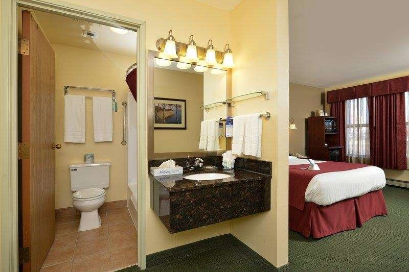 Best Western The Hotel Chequamegon - Salle de bain