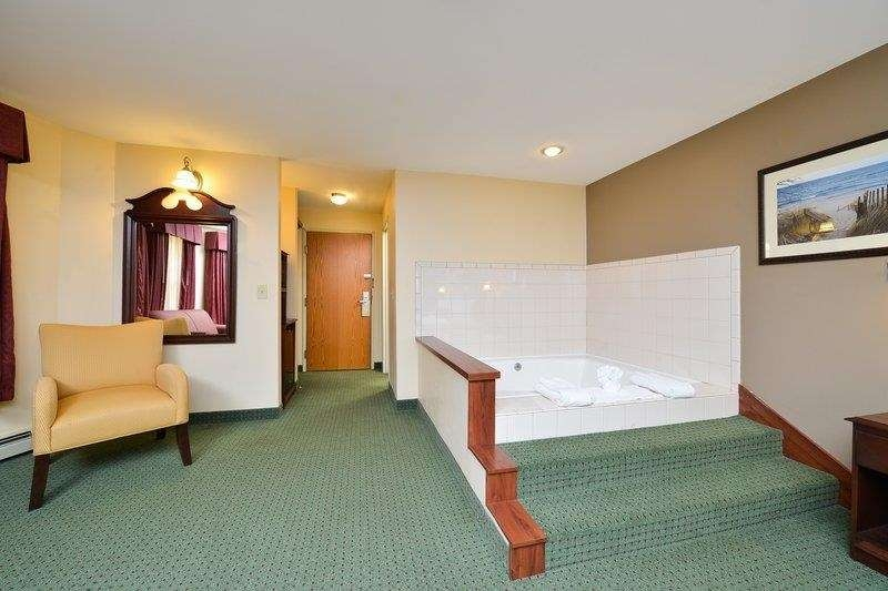 Best Western The Hotel Chequamegon - chaud baignoire