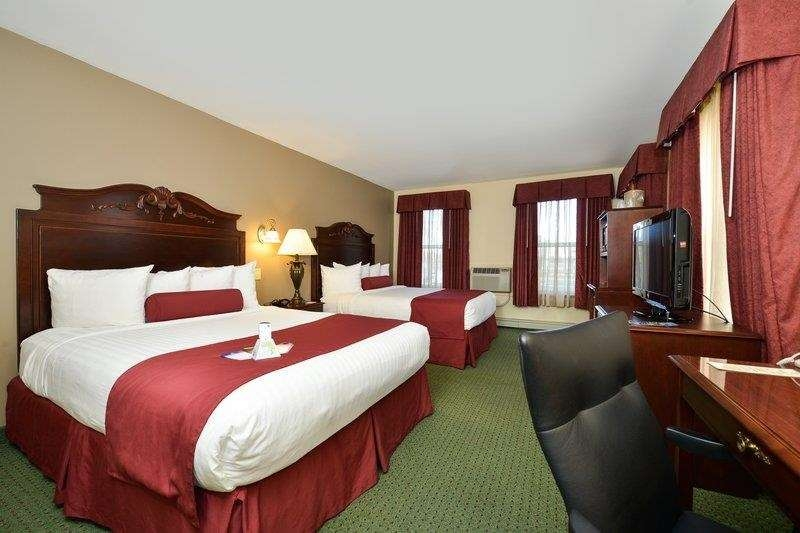 Best Western The Hotel Chequamegon - standard double