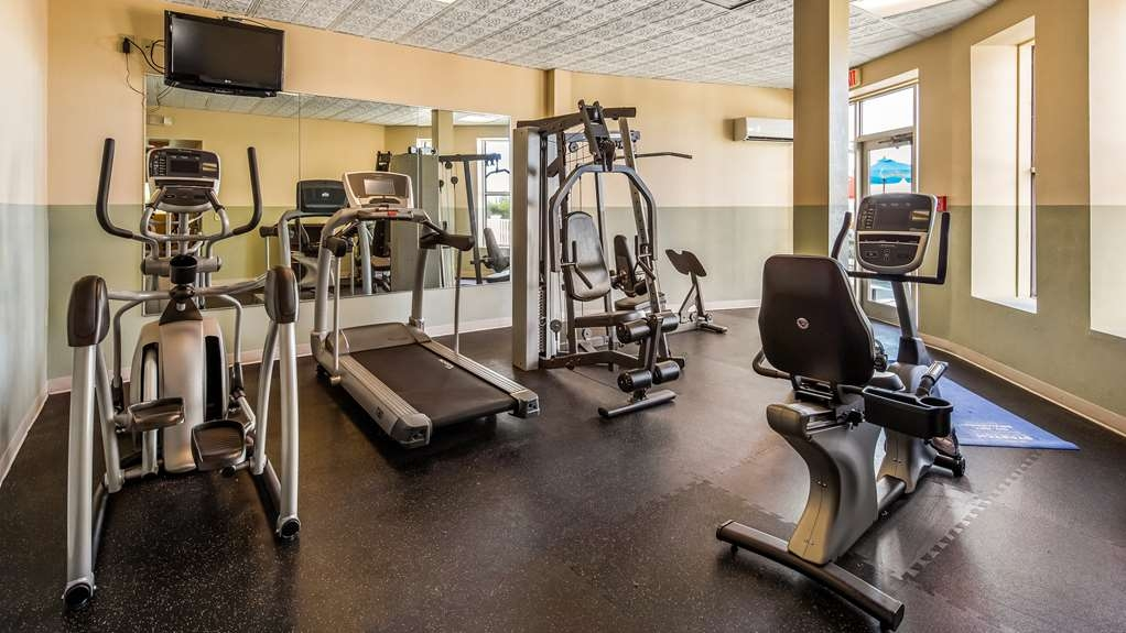 Best Western The Hotel Chequamegon - Club de remise en forme