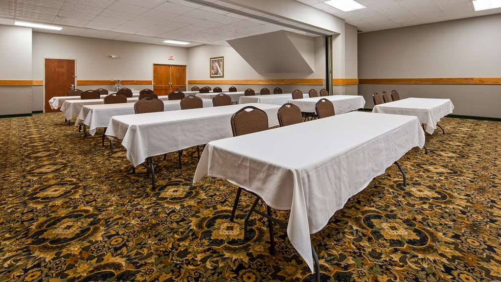 Best Western The Hotel Chequamegon - Meeting Room
