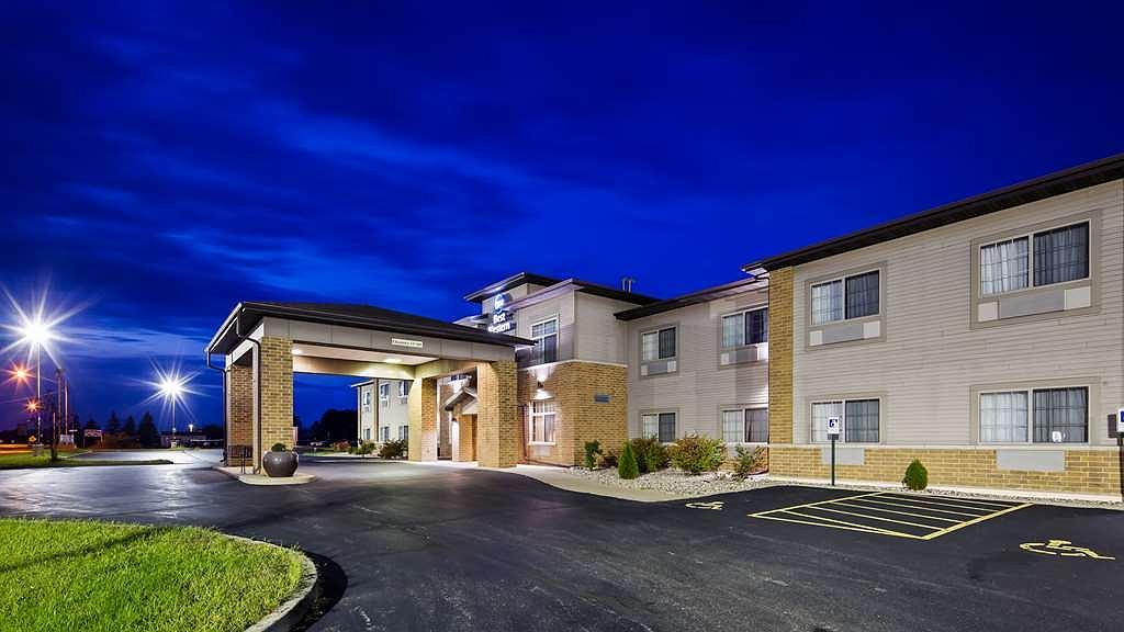 Best Western Plover-Stevens Point Hotel & Conference Ctr - Area esterna