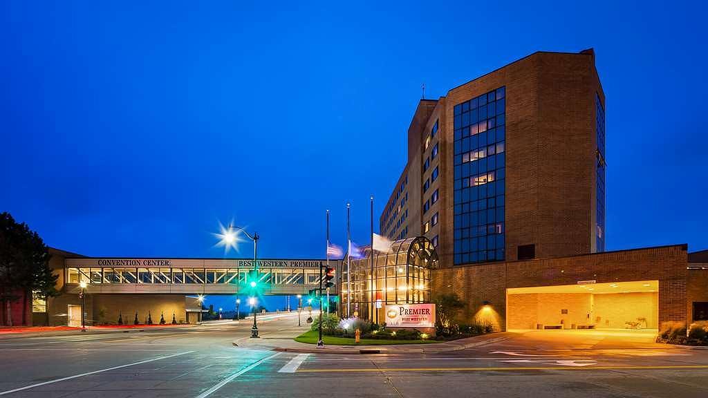Best Western Premier Waterfront Hotel & Convention Center - Vue extérieure