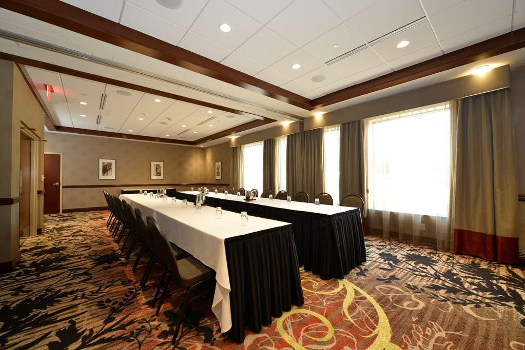Best Western Premier Waterfront Hotel & Convention Center - We have a variety of meeting rooms at the Best Western Premier Waterfront Hotel and Convention Center.