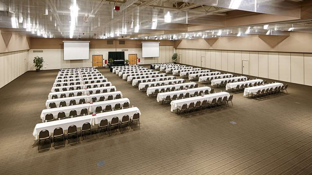 Best Western Premier Waterfront Hotel & Convention Center - The hotel includes several large conference rooms perfect for hosting any large meeting or event.