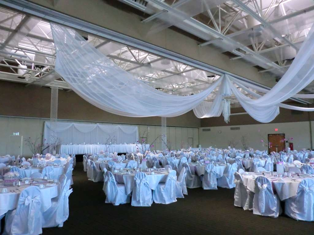 Best Western Premier Waterfront Hotel & Convention Center - Wedding reception held in the North half of the Oshkosh Convention Center.