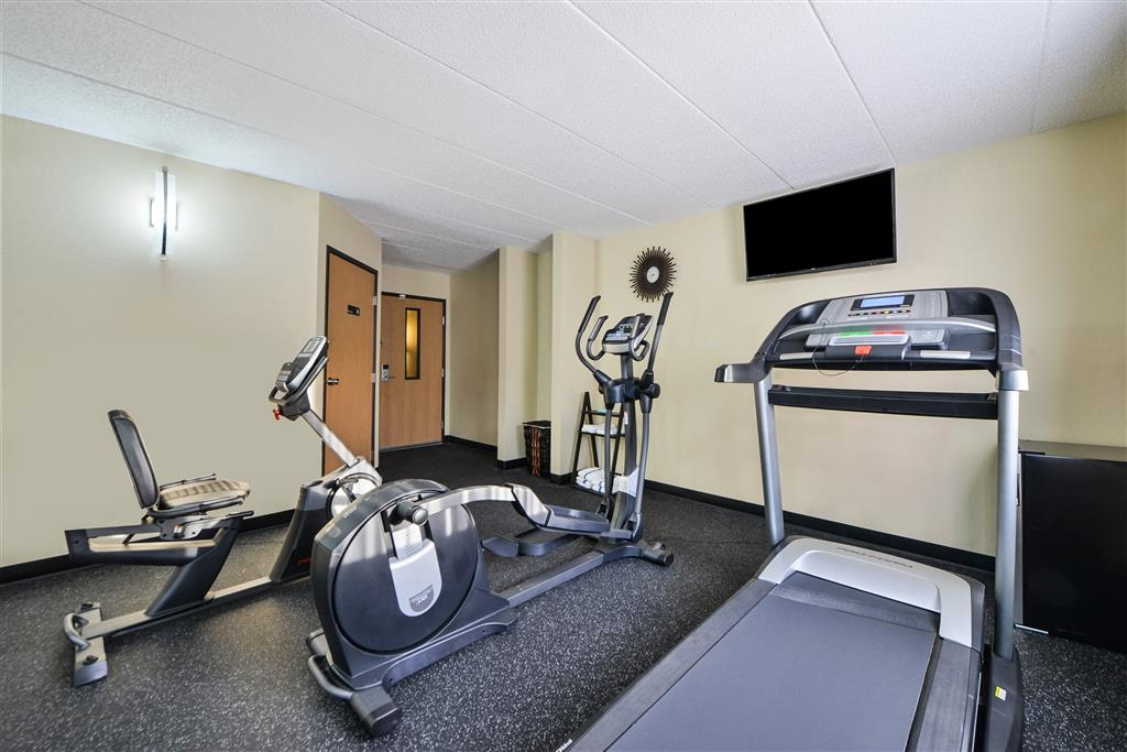 Best Western Germantown Inn - Fitness Center