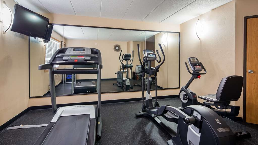 Best Western Germantown Inn - No need to break from your fitness routine when you stay with us.