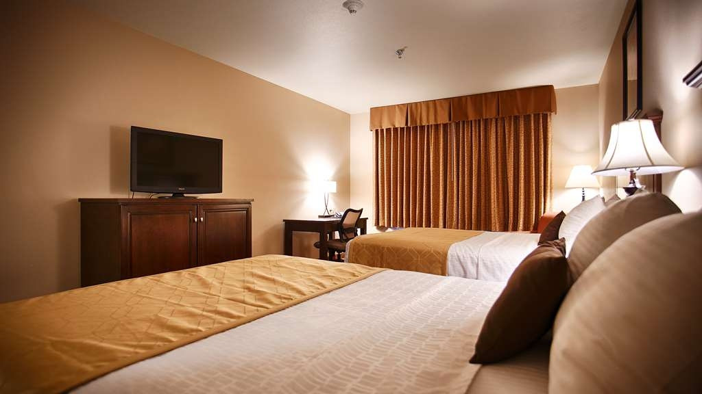 Best Western Plus Campus Inn - Two Queen Bed Standard or Suite