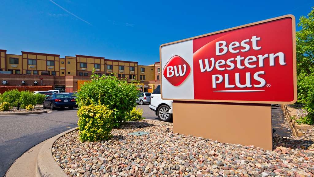 Best Western Plus Campus Inn - Facciata dell'albergo
